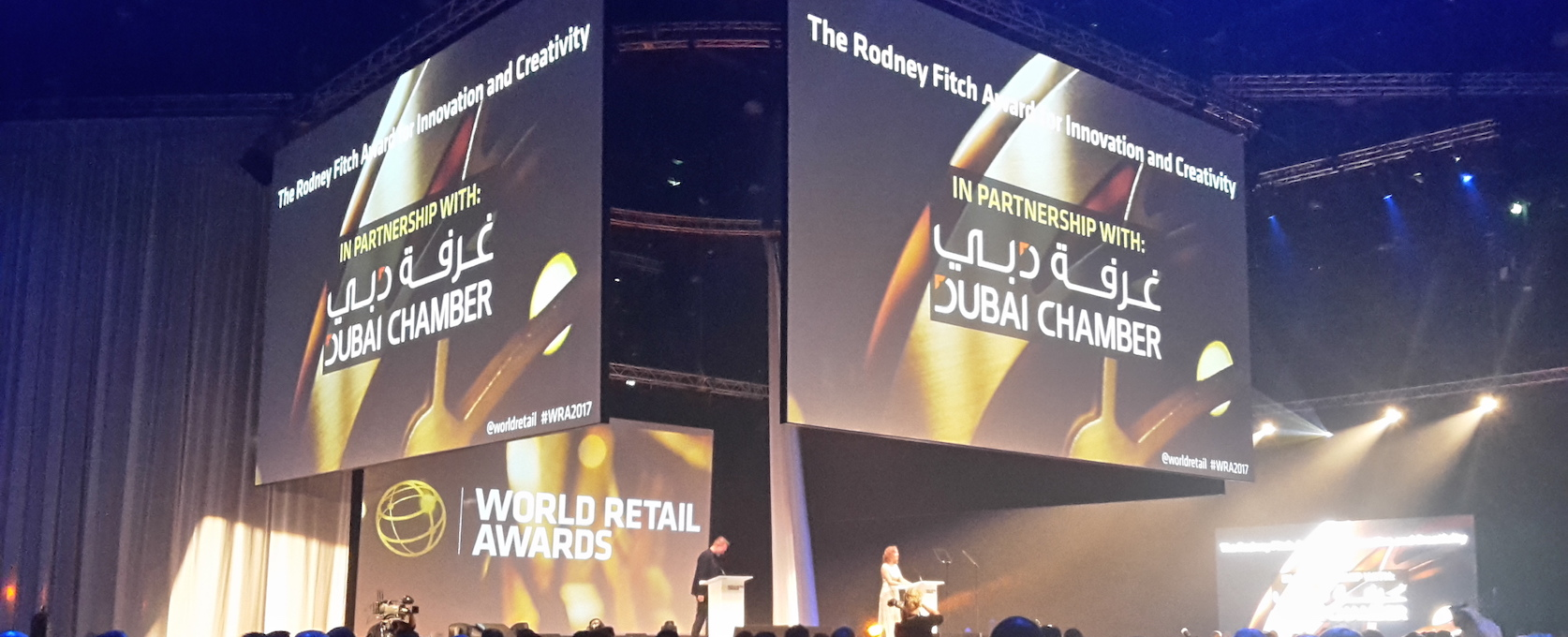 Highlights from the World Retail Congress 2017