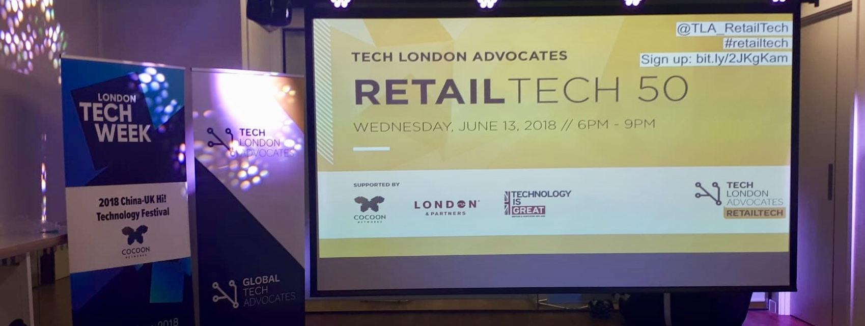 Dressipi Named One Of The Top 50 UK Retail Tech Companies by Tech London Advocates